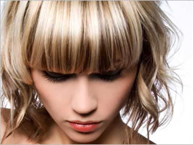 Plump up thinning hair with color - NewBeauty