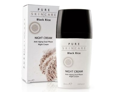 Night Cream With Rice That's Twice As Nice