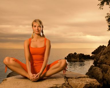 Yoga Yields More Mindful Eating