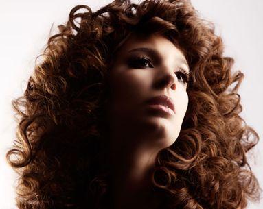 Control Frizzy Curls