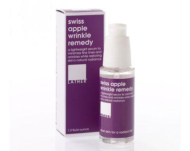 Apple Stem Cells Each Day Keep The Wrinkles Away