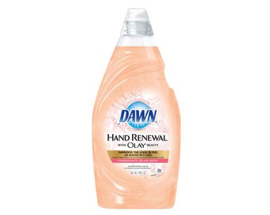 Dish Soap That Helps Your Hands