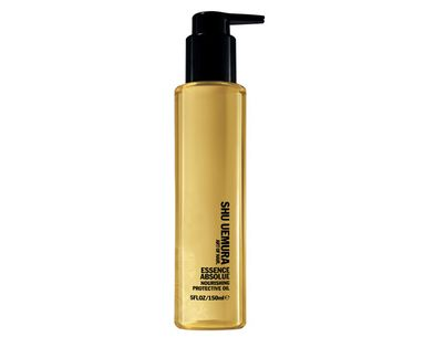 An Elusive Elixir For Dramatically Dry Hair