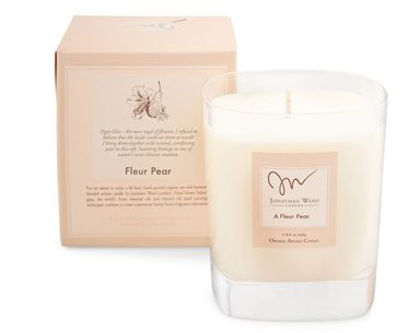 A Candle That Contributes To A Beautiful Ambience