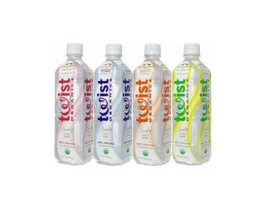 Organic Water With Juicy Overtones