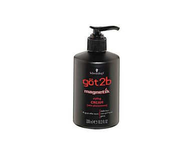A Pheromone-Spiked Styling Formula To Make His Hair Hard To Resist