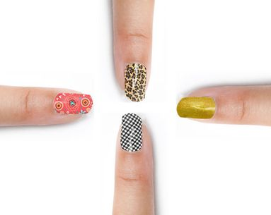 Decals That Can Do What Nail Polish Can't