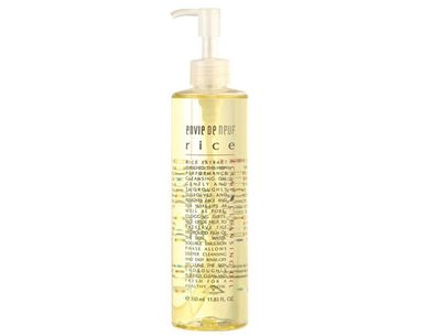 Rice-Enriched Cleansing Oil That's Easy To Love