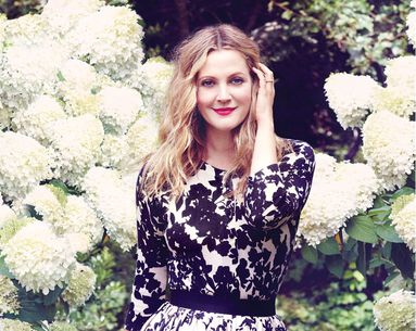 A Minute With: Drew Barrymore