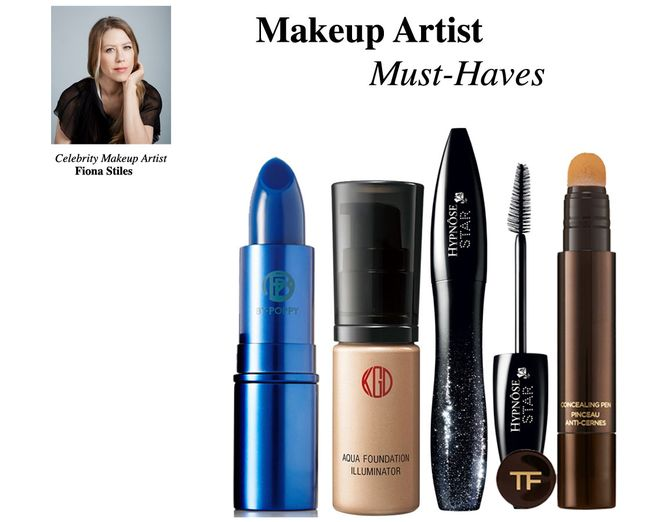 Makeup Artist Must-Haves: Inside Fiona Stiles Kit