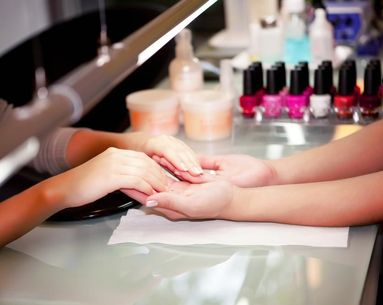 Should Your Manicurist Be Soaking Your Nails in Something Other Than Water?