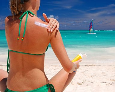 The Best Ways To Apply Sunscreen