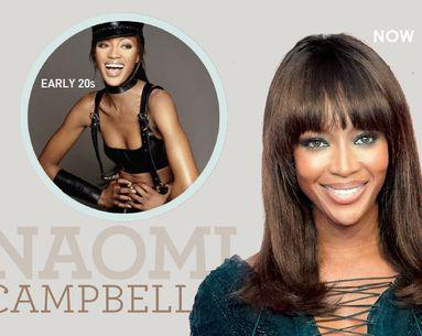 Naomi Campbell's Supermodel Skin-Care Secrets