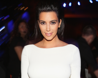 Kim Kardashian Loves Lasers And Here's Why