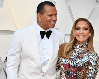 J. Lo's Exact Engagement Photo Nail Polish, Revealed