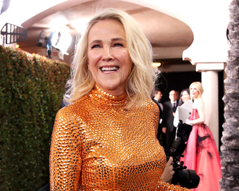 The Exact Facial Treatment That Sculpts and Tightens Catherine O'Hara's Skin