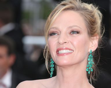 You Won't Recognize Uma Thurman With Her New Hair Color