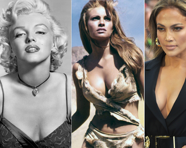 The Best Breasts Over the Past 100 Years