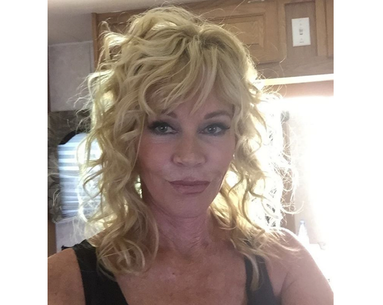 Melanie Griffith Embraces Aging, Shows Off an Unfiltered Selfie