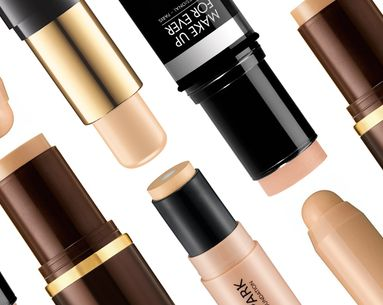 New Foundation Sticks That Make Flawless Skin So Easy to Achieve