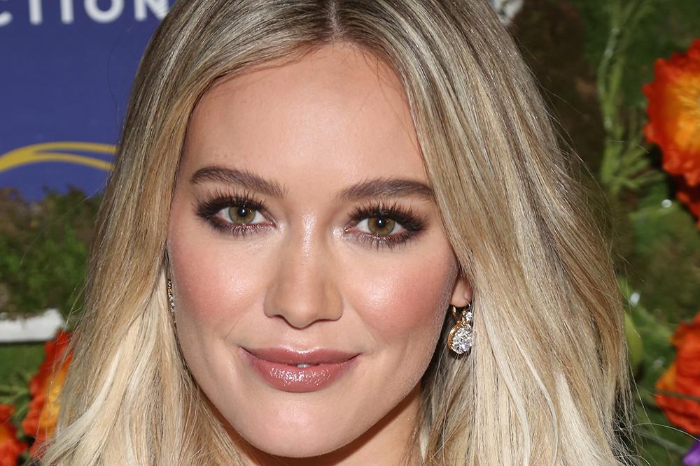 Hilary Duff S Eyebrow Tricks Eyebrows Makeup