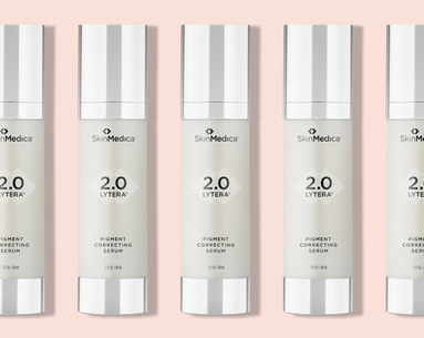SkinMedica's Beloved Pigment-Erasing Cream Just Got a Major Upgrade