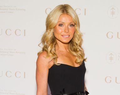 Kelly Ripa Credits Her Wrinkle-Free Skin To Botox