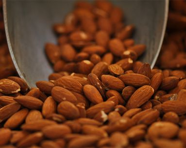 Lose Weight With Almonds