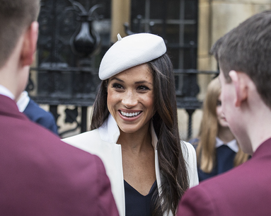 Meghan Markle Just Changed Her Hair Color and She Looks SO Good