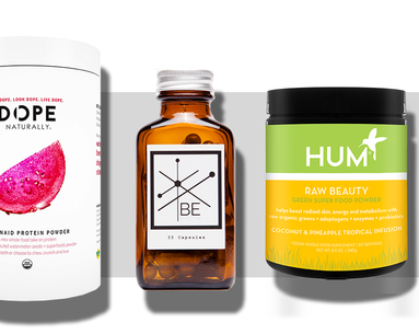 The Latest Beauty Supplements You Have to Get Your Hands On
