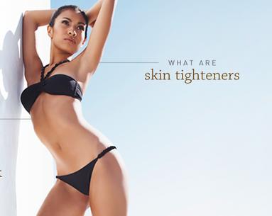 The Skinny on Skin Tighteners
