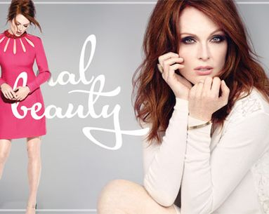 Julianne Moore: Eternal Beauty
