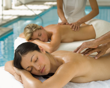 Relieve Stress During Spa Week