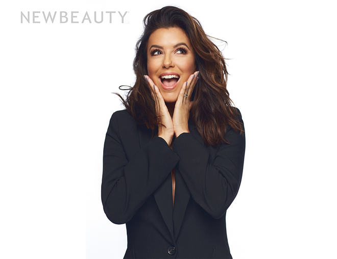 Eva longoria is pregnant lip color makeup dailybeauty the eva longoria is pregnant our winter cover star reveals why 2018 will be her biggest year ever voltagebd Gallery