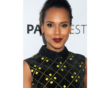 Kerry Washington's MUA Reveals the One Look She Wouldn't Try, but Now Loves