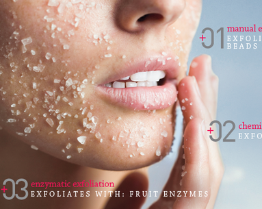 Which Type of Exfoliation is Right for You?