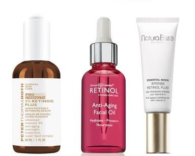 3 New Retinol Oils to Try Now