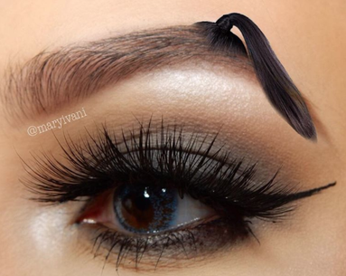 The Wackiest, Most Unwearable Eyebrow Trends Taking Over Instagram