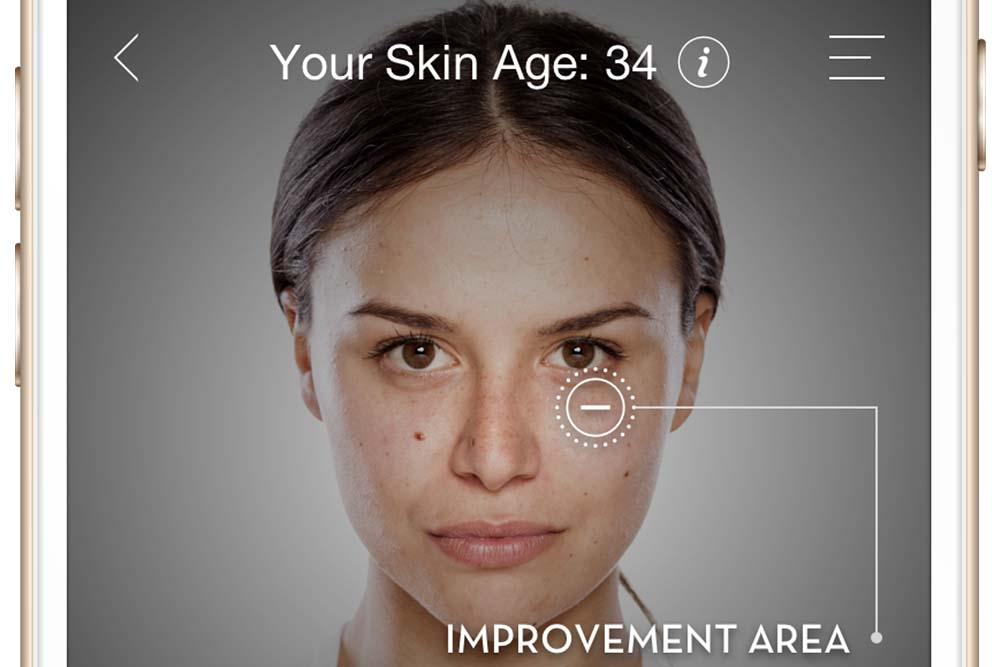 Olay's New Tool Tells You Exactly How Old Your Skin Looks—And Why