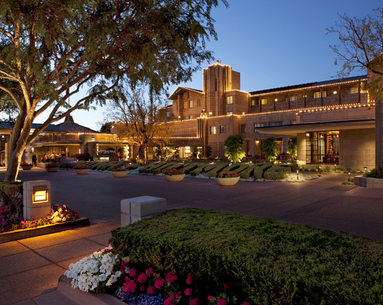 Shape Up and Spa at the Arizona Biltmore