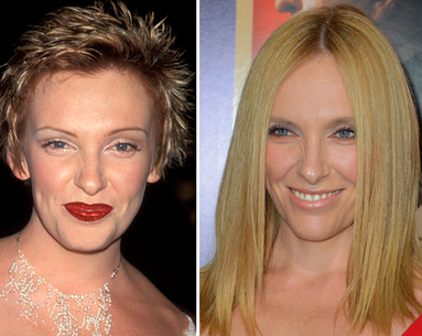 Toni Collette is Barely Recognizable