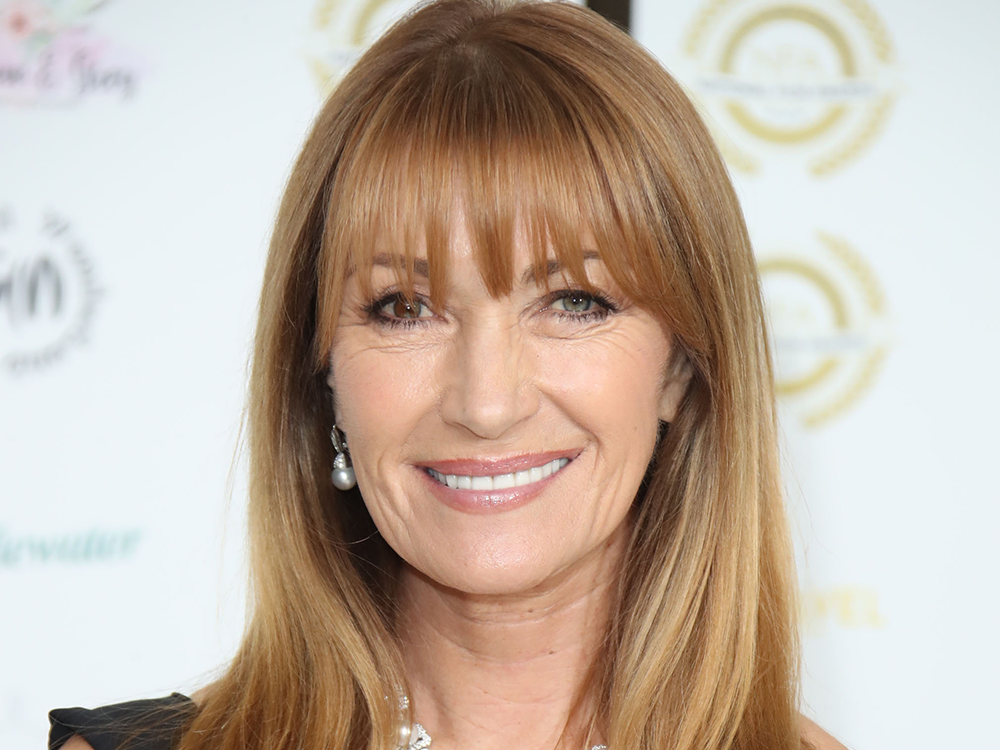 Jane Seymour Crepe Erase Interview Active Ingredients Skin Care