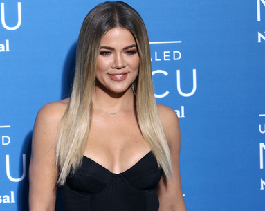 Khloé Kardashian Posts a Rare Before-and-After That Shows Her Transformation Isn't Just About Weight Loss