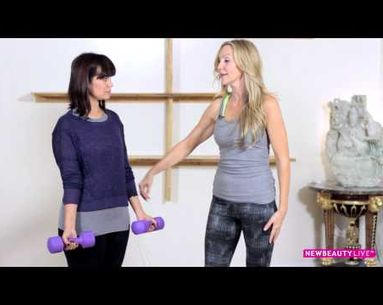 Tone Your Arms With Only Two Exercise Moves