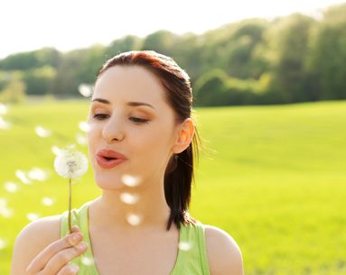 How to Look Your Best During Allergy Season