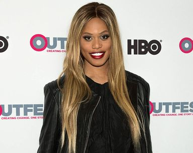 Laverne Cox Says Snapchat Is to Blame for All Those Nose Job Rumors