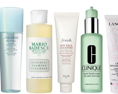 Are You Using The Right Type of Cleanser for Your Skin?