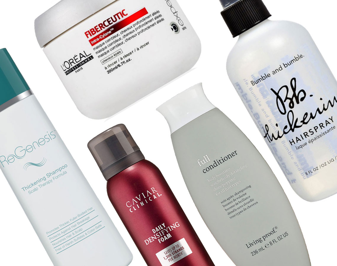 The 6 Best Volume-Boosting Products Made for Fine Hair