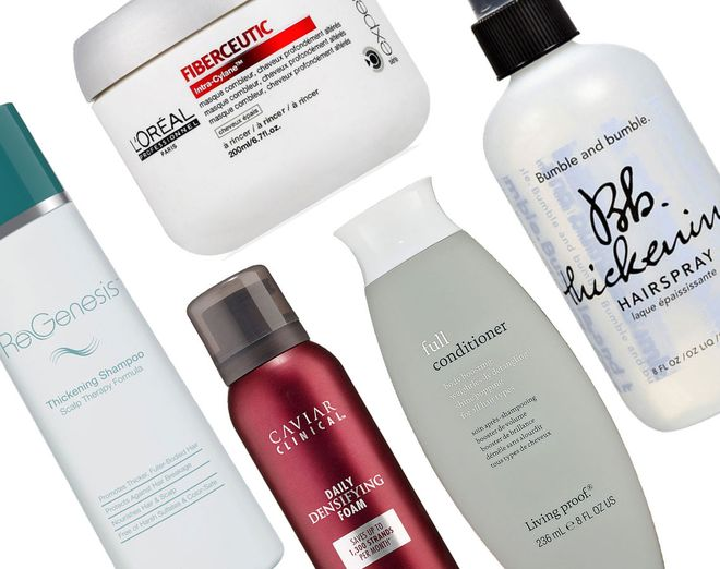 Best Products Made For Fine Hair