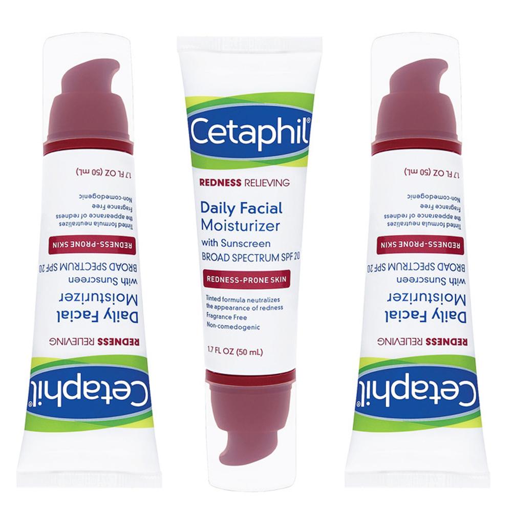 Target facial products